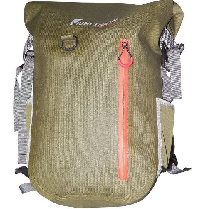 FISHERMAN NOVA TOUR ТЕНЧ PRO водонепроницаемый рюкзак для рыбалки