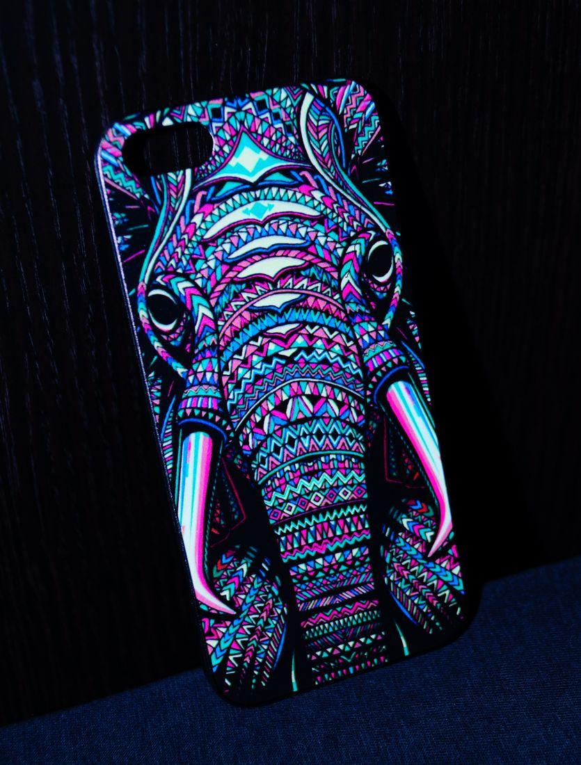 Чехол для Apple iPhone 5/5s Слон 1