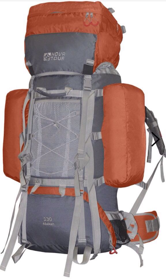 NOVA TOUR АБАКАН 130 большой туристический рюкзак