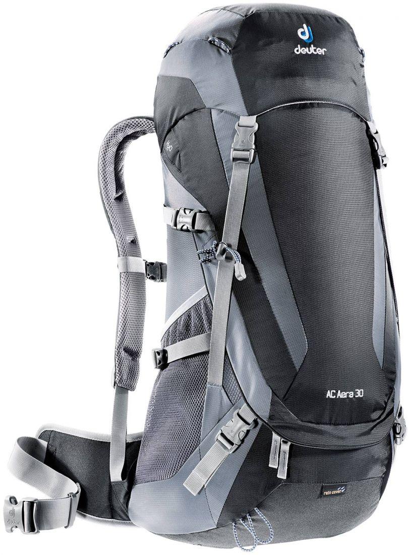 Deuter AC Aera 30L black-titan туристический рюкзак