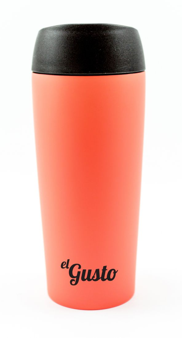 ТЕРМОКРУЖКА EL GUSTO GRANO peach 470 мл